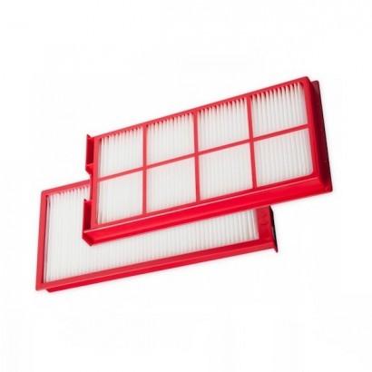 Lot de 2 Filtres F7 pour ComfoAir 200 [- Filtration pour ventilation double flux ComfoAir 200 - Zehnder]