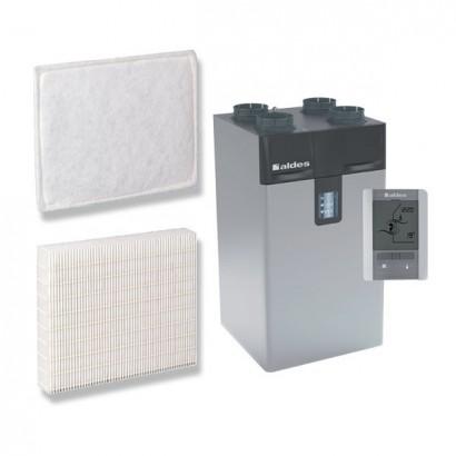 Lot de 3 filtres pour VMC DEE Fly Cube micro-watt 300 et 370 [- Filtration VMC double flux - ALDES]
