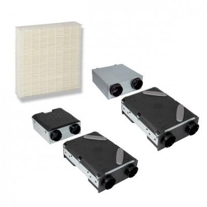 Lot de 2 filtres pour VMC DEE Fly et DEE Fly Modulo AVEC BY-PASS (après juin 2009) [- Filtration VMC double flux - ALDES]