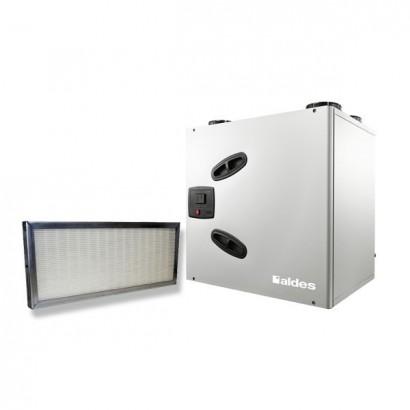 Lot de 2 filtres (1 x G4 + 1 x F7) pour VMC DEE CUBE 550 [- Filtration VMC double flux - ALDES]