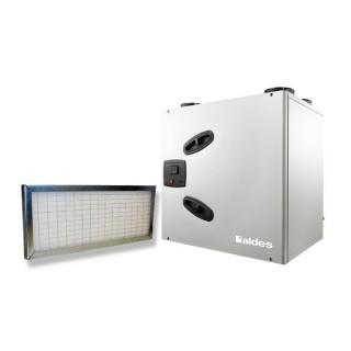 1 filtre F9 pour VMC DEE CUBE 550 [- Filtration VMC double flux - ALDES]