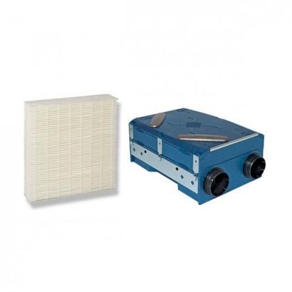 Lot de 5 filtres G4 pour échangeur collectif AVEC BY-PASS [- Filtration VMC double flux - ALDES]