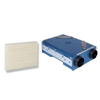Lot de 5 filtres G4 pour échangeur collectif SANS BY-PASS [- Filtration VMC double flux - ALDES]