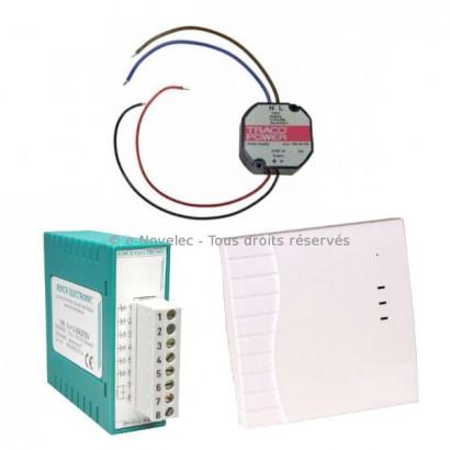 Kit module CO2 Maxi - pour Climos 200, Focus 200, Novus 300 et 450 [- Capteur VMC double flux Haut rendement - PAUL]