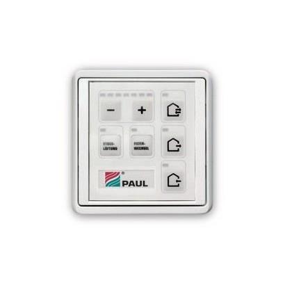 Commande à LED - pour Climos 200, Focus 200, Novus 300 et 450 [- Commande VMC double flux Haut rendement - PAUL]