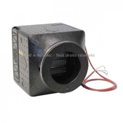 Registre de dégivrage ISO DN125 / 700 W avec préfiltre G3 [- Préchauffage VMC double flux - PAUL]