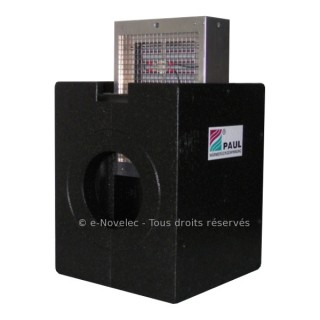 Batterie de post chauffage DN160 / 2000 W [- Réchauffeur VMC double flux - PAUL]