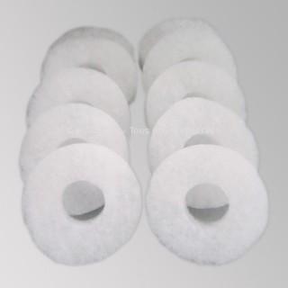 10 filtres de rechange pour Entrées d'air thermostatiques ZLA [- ELFZ - Helios]