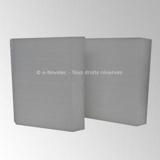 2 filtres de rechange F7 pour VMC EcoVent KWL EC 60 [- ELF-KWL 60/7/7 - Helios]