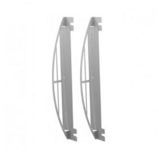 Grilles de protection pour VMC Ecovent KWL EC 60 [- KWL 60 DR- Ventilation Helios]