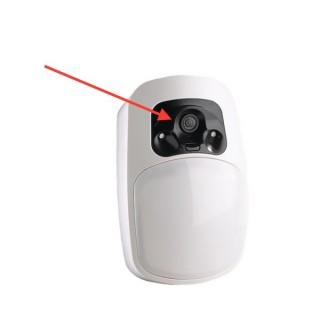 LS [Lentille standard pour détecteur de mouvement bi-lentille pour DMB-DMBV-DMBD TYXAL+ - Gamme X3D - Delta Dore]