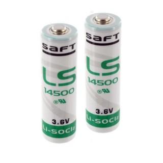 PLIR [2 piles lithium pour IRHX - Gamme X3D - Delta Dore]