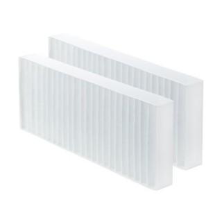 Jeu de 2 filtres G4 pour Novus (F) 300 / 450 [- Filtration pour ventilation double flux Paul - Zehnder]