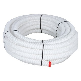 Conduit flexible rond 50 mètres - FRS-R [- Conduits et accessoires VMC en PE - Réseau FlexPipe Plus - Helios]