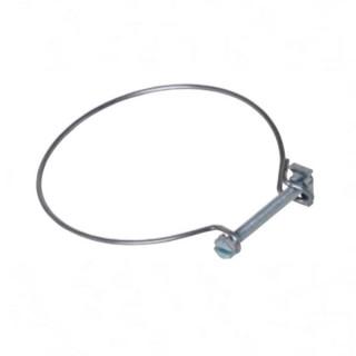 10 Colliers de serrage CSF Ø 80, 100, 125, 150 et 160 mm (lot de 10 pièces) [- accessoire VMC - Aldès]