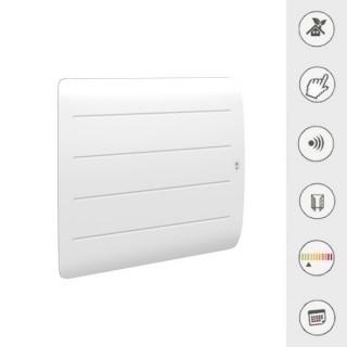 BELLA - Blanc - Smart ECOControl [- Radiateur Inertie Aluminium - Applimo]