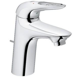 """EUROSTYLE - Mitigeur monocommande 1/2"""" lavabo poignées étrier en métal [- Robinetterie salle de bains - GROHE]"""