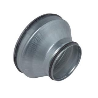 Adaptateur à joints Mâle-Mâle Ø 150, 160, 180 et 200 mm - ComfoPipe [- Conduits VMC en Polypropylène - Zehnder]