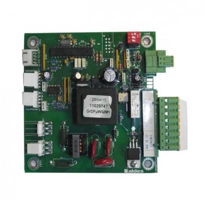Carte électronique pour DEE FLY MW AUTO ou HYGRO [- pièce détachée VMC double flux - ALDES - Ni repris ni échangé]