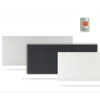 MILO ROCK Horizontal hauteur 500 mm [- Radiateur Inertie Granit - LVI]