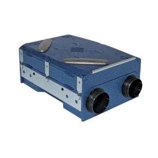 Echangeur ES250-HE + Bypass Hygroréglable [- VMC Double flux - Aldès]