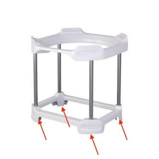 Kit pieds stabilisateurs pour trepied universel [- accessoire chauffe-eau électrique- Atlantic]