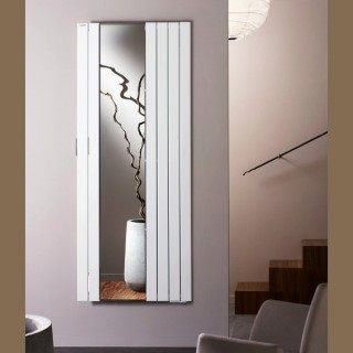 FASSANE PREMIUM Digital Miroir [- TMXP-GF - Radiateur Inertie électrique - Acova]