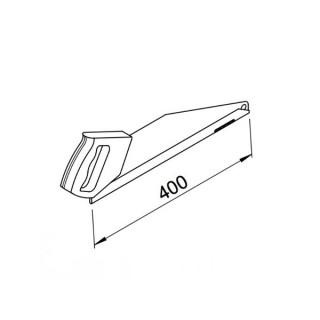 Scie égoïne (RP-FS) [- Accessoire Conduits VMC apparents - Réseau RenoPipe - Helios]