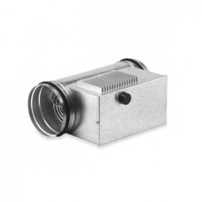 Batterie électrique EHR-R 0,8/125 TR avec régulateur électronique intégré [- Réchauffeur réseau VMC Double flux - Helios]
