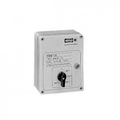 Régulateur à transformateur 1,5 A - TSW 1,5 [- Régulateurs Ventilateurs - HELIOS]
