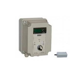 Régulation électronique avec sonde PT 100 - LEWT-SR [- Géoventilation / Puits canadien - Helios]