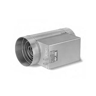 Batterie électrique EHR-R 2,4 kW Ø 160 mm (Après VMC) [- Réchauffeur réseau VMC Double flux - Helios]