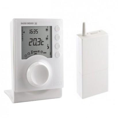 RADIO TYBOX 810 [- Thermostats programmables radio Chauffage central - 1 zone - Delta Dore]