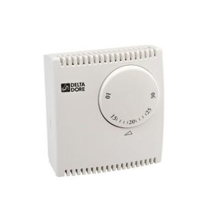 TYBOX 10 [- Thermostat d'ambiance mécanique filaire - 230 V - pour chaudière - Delta Dore]