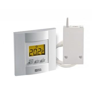TYBOX 23 [- Thermostat d'ambiance Radio à touches pour chaudière ou PAC non réversible - Delta Dore]