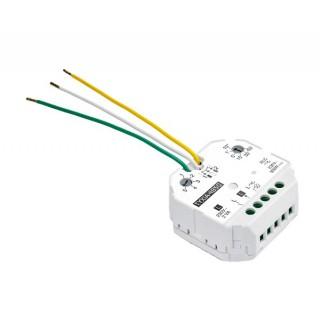 TYXIA 4850 [- Micromodule récepteur sans fil encastré - 1 voie variation d'éclairage + minuterie - Delta Dore]