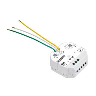TYXIA 2700 [- Micromodule émetteur encastré alimenté 230V - 1 ou 2 voies éclairage, volets roulant - Delta Dore]