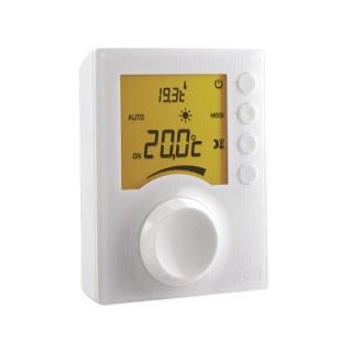 TYBOX 31 [- Thermostat d'ambiance filaire à molette pour chaudière ou PAC non réversible - Delta Dore]