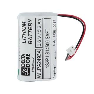 BP DME-DMBE TYXAL+ [Bloc pile lithium pour détecteur de mouvement Tyxal + - Gamme X3D - Delta Dore]