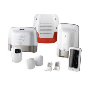 PROMOTION : Pack TYXAL+ avec sirène extérieure et TYDOM Vidéo [- Gamme X3D - Pack alarme sans fil préconfiguré - Delta Dore]