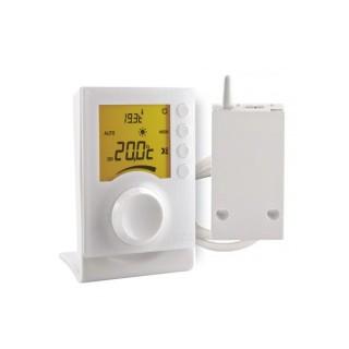TYBOX 33 [- Thermostat d'ambiance Radio à molette pour chaudière ou PAC non réversible - Delta Dore]