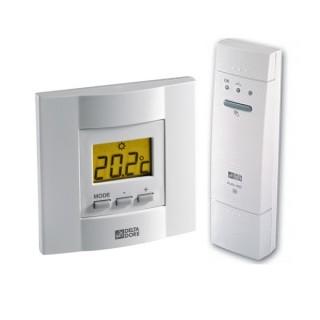 TYBOX 53 [- Thermostat d'ambiance Radio à touches pour PAC réversible - Delta Dore]