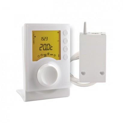 TYBOX 237 [- Thermostat programmable Radio pour chaudière ou PAC non réversible - 6 niveaux de consigne - Delta Dore]
