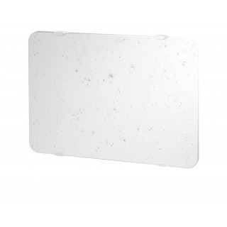 NATURAY ULTIME 3.0 Blanc de lave - horizontal [- Radiateur Inertie Pierre de lave - Campa]
