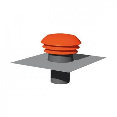 Chapeaux de toiture CPR Ø 125 et 160 mm [- accessoire VMC double flux - Atlantic]