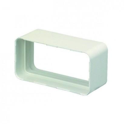 Raccord droit [- conduits PVC de Ventilation - Atlantic]