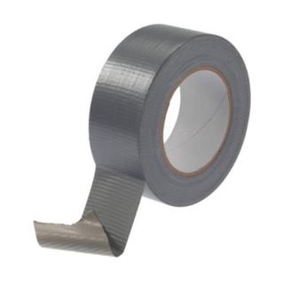 Ruban gris toilé adhésif - 50 mètres [- BA 55 - accessoire VMC - Atlantic]