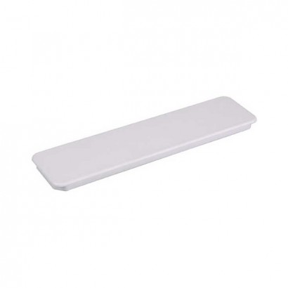 Bouchon rectangulaire [- conduits PVC de Ventilation - Atlantic]