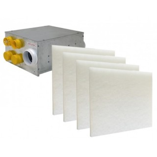 Filtres pour VMC NEODF et NEODF SRI (lot de 2 filtres) [- accessoire VMC double flux - Atlantic]