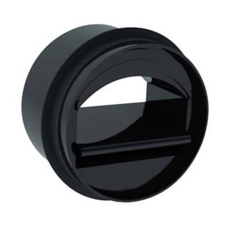 Régulateur de débit Basse Pression Ø 80 et 125 mm avec manchette [- accessoire VMC - Unelvent]